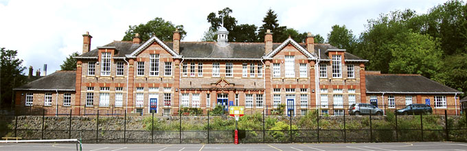 Coalbrookdale & Ironbridge CE Primary School