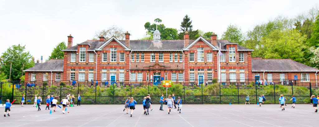 Coalbrookdale and Ironbridge C.E. Primary School